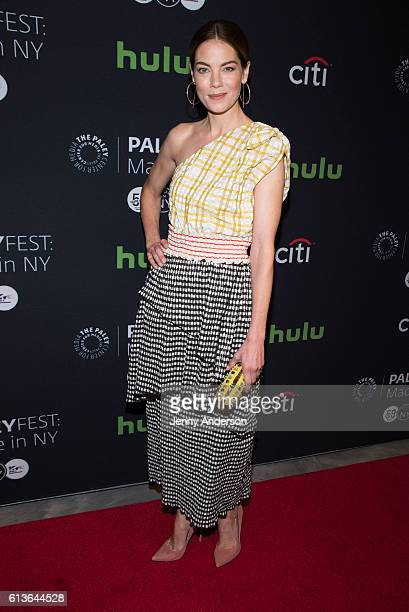 Michelle Monaghan attends PaleyFest New York 2016 to discuss her TV show 'The Path' at The Paley Center for Media on October 9 2016 in New York City