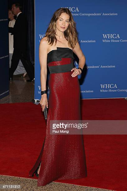 Michelle Monaghan attends the 101st Annual White House Correspondents' Association Dinner at the Washington Hilton on April 25 2015 in Washington DC