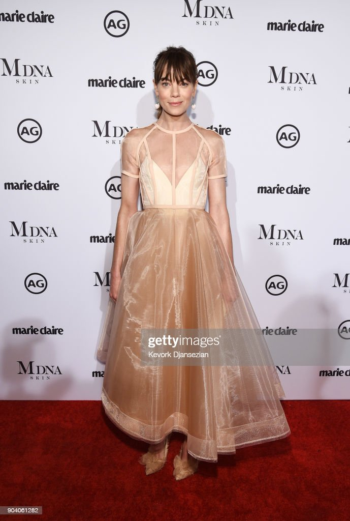 Michelle Monaghan attends the Marie Claire's Image Maker Awards 2018 at Delilah LA on January 11, 2018 in West Hollywood, California.