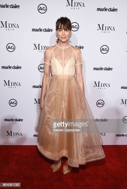 Michelle Monaghan attends the Marie Claire's Image Maker Awards 2018 at Delilah LA on January 11 2018 in West Hollywood California