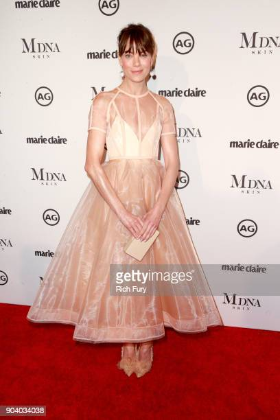Michelle Monaghan attends the Marie Claire's Image Makers Awards 2018 on January 11 2018 in West Hollywood California