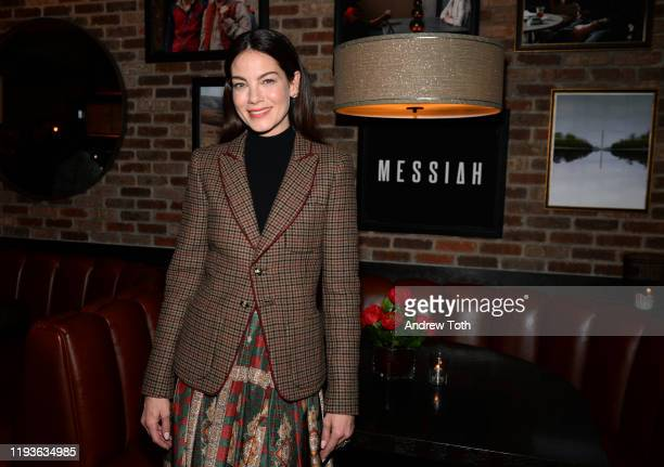 Michelle Monaghan attends the 'Messiah' Los Angeles Press Mixer at The Shelby on December 12 2019 in Los Angeles California
