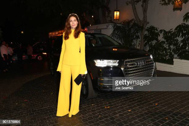 Michelle Monaghan attends W Magazine's Best Performances Party presented by Audi at Chateau Marmont on January 4 2018 in Los Angeles California