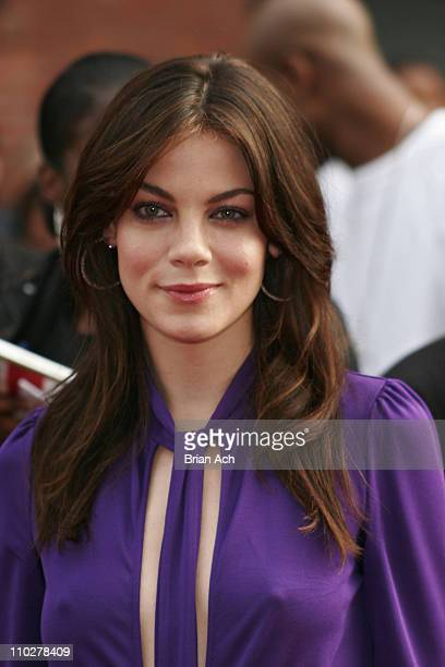Michelle Monaghan during 5th Annual Tribeca Film Festival 'Mission Impossible III' New York Premiere Red Carpet at Ziegfeld Theater in New York City...