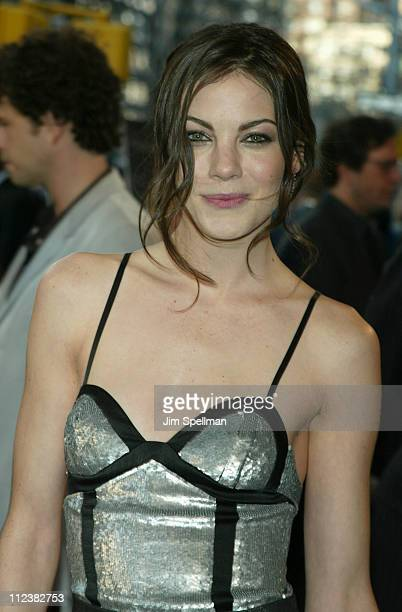 Michelle Monaghan during 'It Runs in the Family' New York Premiere Outside Arrivals at Loews Lincoln Square in New York City New York United States