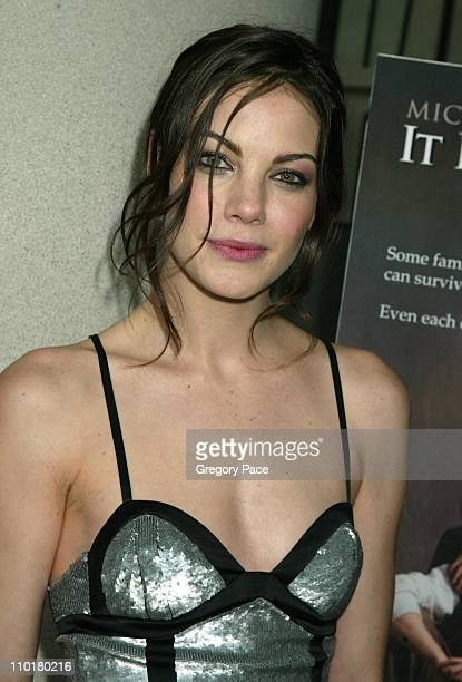 Michelle Monaghan wearing a Gucci dress