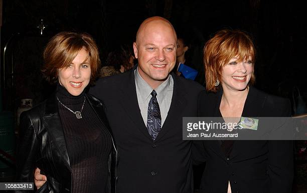 Michelle Moran Michael Chiklis and Frances Fisher