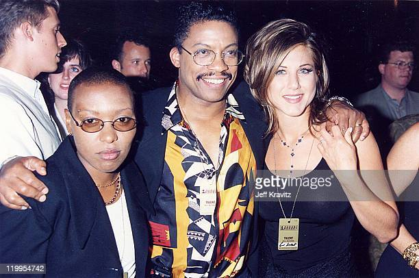 Michelle Ndegeocello Herbie Hancock Jennifer Aniston