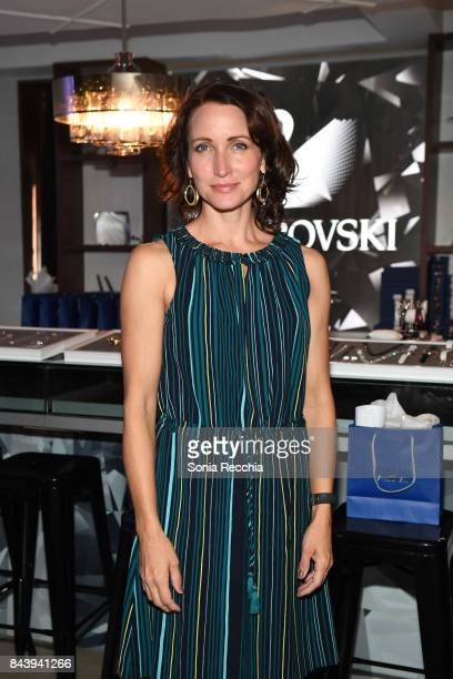 Michelle Nolden attends NKPR IT House x Producers Ball With Nylon Magazine and Coveteur Portrait Studios Day 1 on September 7 2017 in Toronto Canada