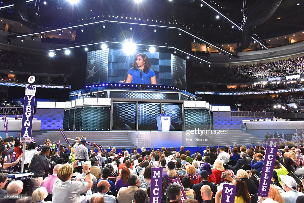 2016 Democratic National Convention - Day 1 : News Photo