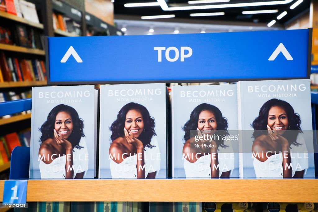 POL: Michelle Obama's 'Becoming' Is A Bestseller In Poland