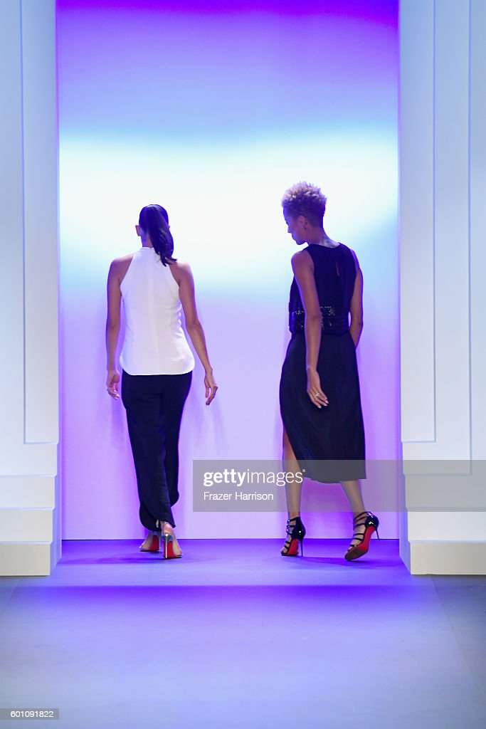 Cushnie Et Ochs - Runway - September 2016 - New York Fashion Week: The Shows