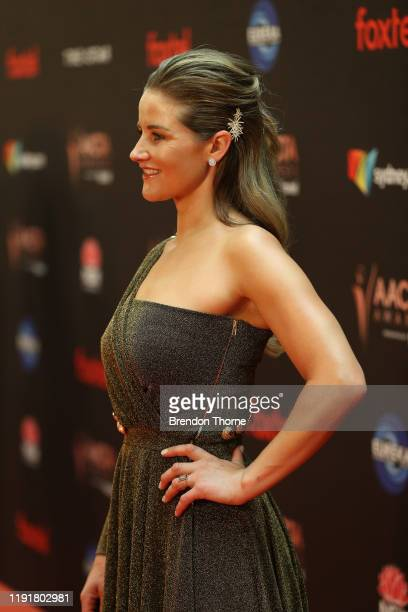 Michelle Payne attends the 2019 AACTA Awards Presented by Foxtel at The Star on December 04 2019 in Sydney Australia