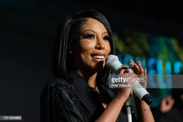 Michelle performs at the BET Music Showcase at City Market Social House on January 23, 2020 in Los Angeles, California.