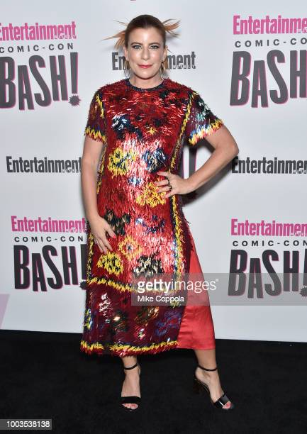 Michelle Pesce attends Entertainment Weekly's ComicCon Bash held at FLOAT Hard Rock Hotel San Diego on July 21 2018 in San Diego California sponsored...
