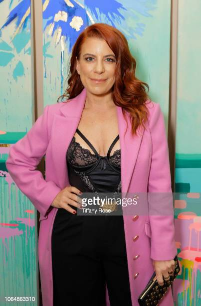 Michelle Pesce attends The Art of Elysium's Heaven Host Committee Dinner on November 07 2018 in Los Angeles California