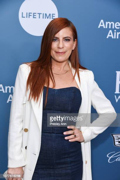 Michelle Pesce attends The Hollywood Reporter's Power 100 Women In Entertainment at Milk Studios on December 05 2018 in Los Angeles California