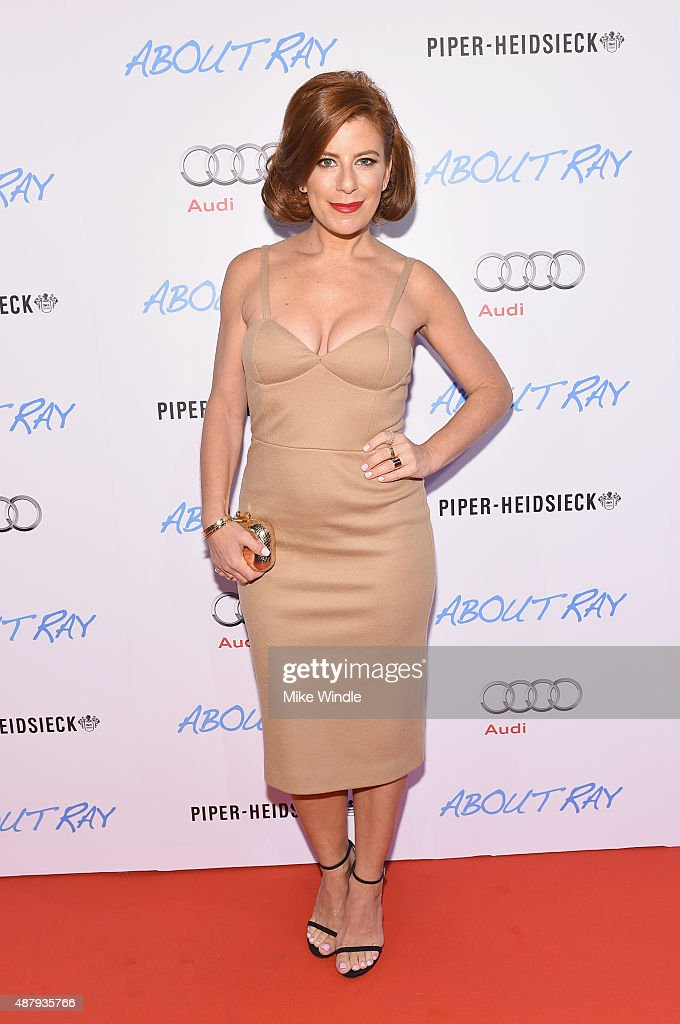DJ Michelle Pesce attends the Toronto International Film Festival party for ABOUT RAY, hosted by Entertainment One and The Weinstein Company at Patria on September 12, 2015 in Toronto, Canada.
