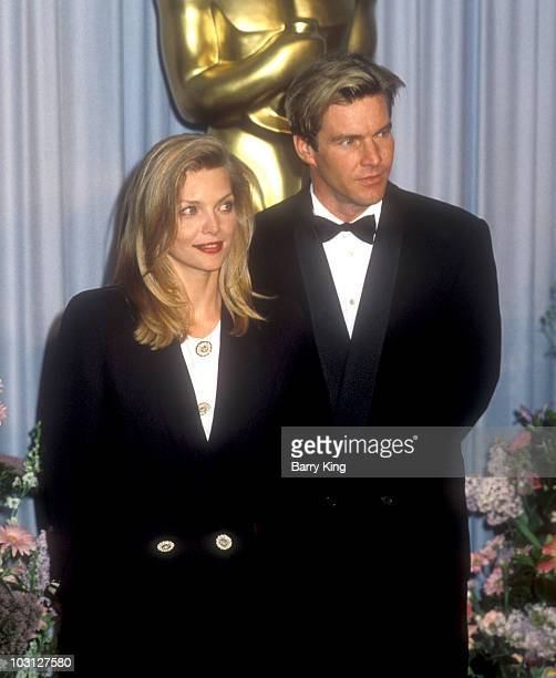 Michelle Pfeiffer and Dennis Quaid