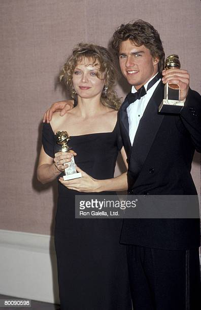 Michelle Pfeiffer and Tom Cruise