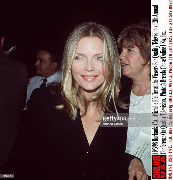 World's Best Michelle Pfeiffer 1998 Stock Pictures, Photos ...