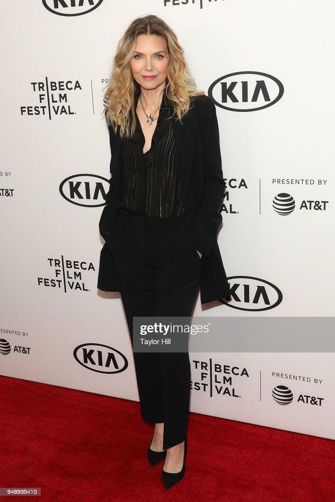 2018 Tribeca Film Festival : ニュース写真