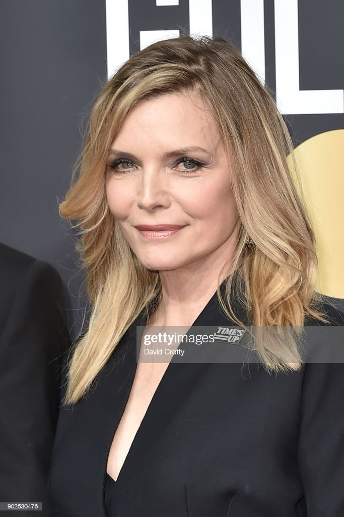 75th Annual Golden Globe Awards - Arrivals : Foto di attualità