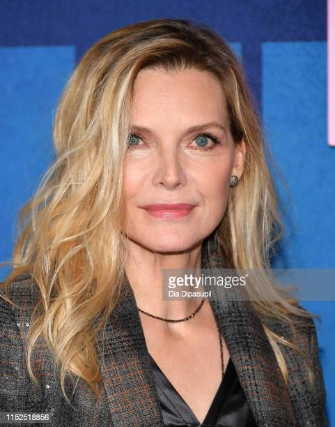 Michelle Pfeiffer attends the Big Little Lies Season 2 Premiere at Jazz at Lincoln Center on May 29 2019 in New York City