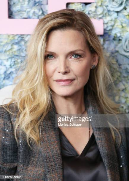 "Michelle Pfeiffer attends the ""Big Little Lies"" Season 2 Premiere at Jazz at Lincoln Center on May 29, 2019 in New York City."