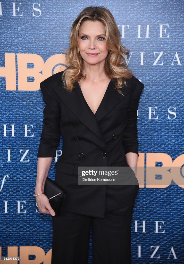 """The Wizard Of Lies"" New York Premiere - Arrivals"