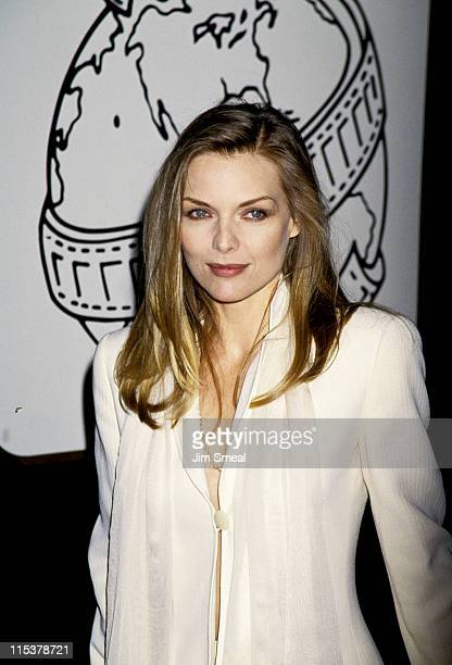 Michelle Pfeiffer during 51st Annual Golden Globe Awards at Beverly Hilton Hotel in Beverly Hills California United States