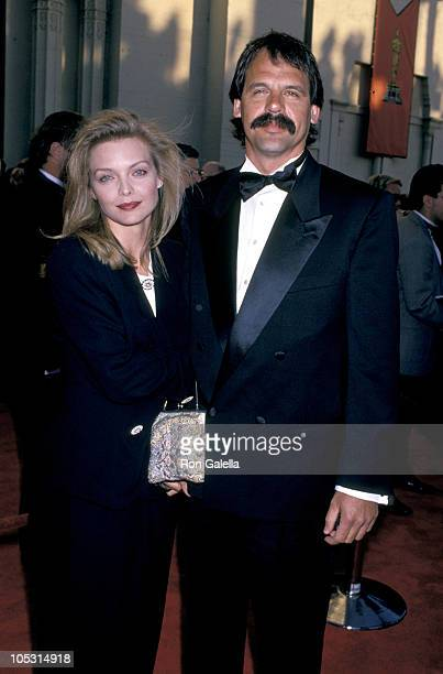 Michelle Pfeiffer during 61st Annual Academy Awards - Pressroom at Shrine Auditorium in Los Angeles, California, United States.