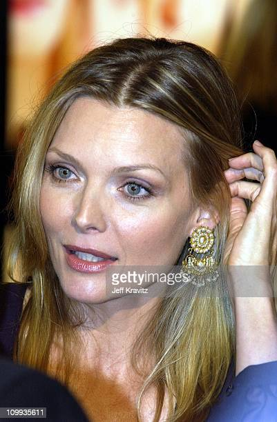 Michelle Pfeiffer during White Oleander Premiere at Mann Chinese Theater in Hollywood, California, United States.