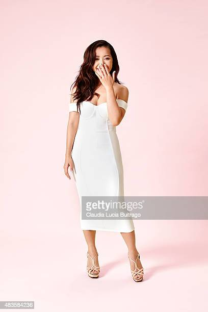Michelle Phan is photographed for The Hollywood Reporter on July 7 2015 in Los Angeles California PUBLISHED IMAGE