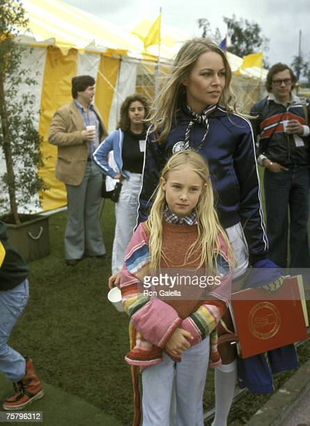 Michelle Phillips and daughter Chynna Phillips