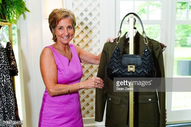 Michelle Phillips attends Michael Kor's Shopping Event Benefitting Race Of Hope on July 19 2019 in Southampton New York