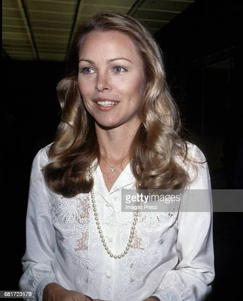 Michelle Phillips circa 1970s in New York City