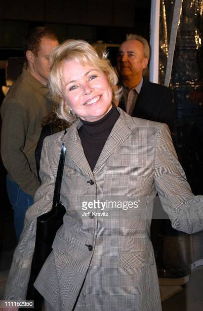Michelle Phillips during About Schmidt at Academy of Motion Picture Arts Sciences in Beverly Hills California United States