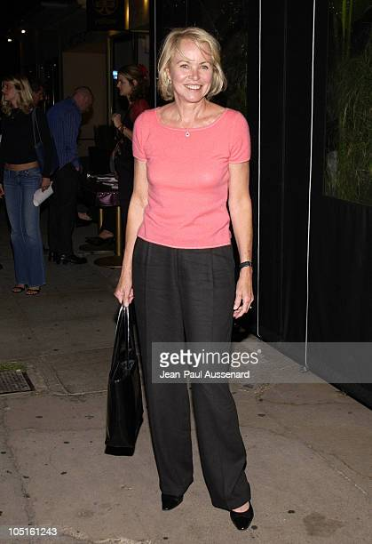 Michelle Phillips during Oasis Restaurant Grand Opening at Oasis in Los Angeles California United States