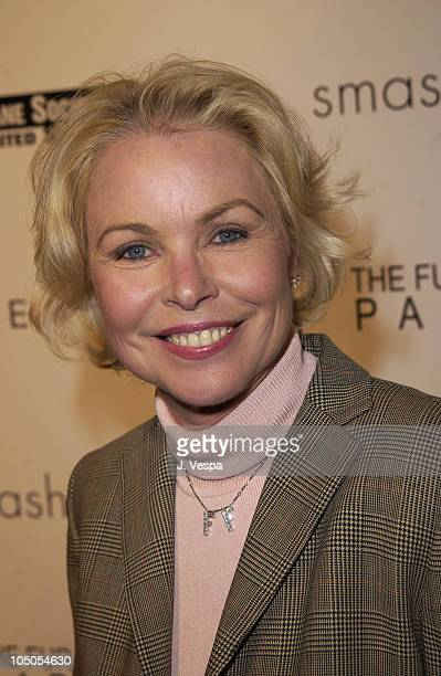 Michelle Phillips during Smashbox Fashion Week Los Angeles Clean Presents The Fur Free Party at Smashbox Studios in Culver City California United...