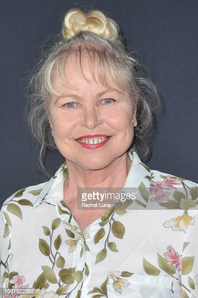 Michelle Phillips of ÒEcho in the CanyonÓ arrives at the 2018 LA Film Festival opening night premiere of Echo In The Canyon at John Anson Ford...
