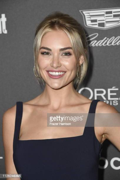 Michelle Randolph attends the Entertainment Weekly PreSAG Party at Chateau Marmont on January 26 2019 in Los Angeles California