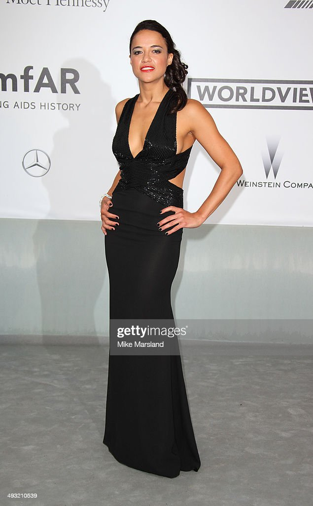 amfAR's 21st Cinema Against AIDS Gala, Presented By WORLDVIEW, BOLD FILMS, And BVLGARI: Red Carpet Arrivals : News Photo