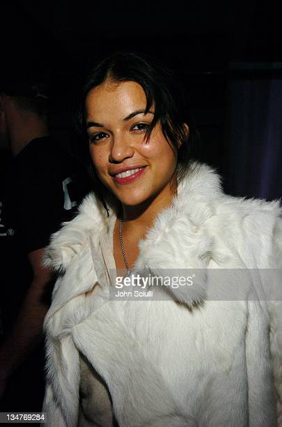 Michelle Rodriguez during 2005 Park City Motorola Late Night Lounge Sponsored by Motorola and Splinter Cell Chaos Theory at Motorola Lodge in Park...