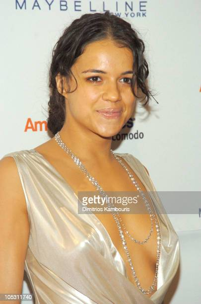 Michelle Rodriguez during 3rd Annual People En Espanol's '50 Most Beautiful' Gala at Splashlight Studios in New York City New York United States