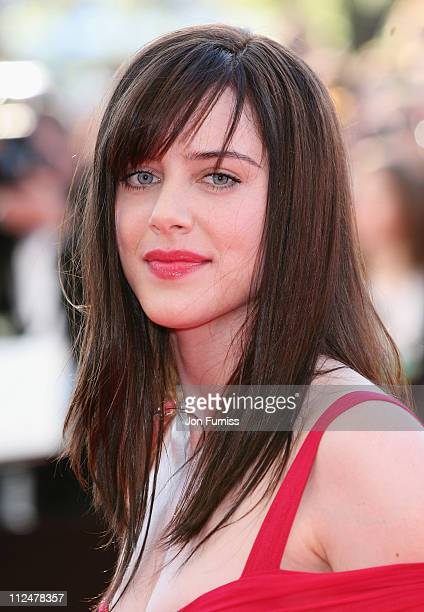 Michelle Ryan arrives at the British Academy Television Awards held at The Royal Festival Hall on April 26 2009 in London England
