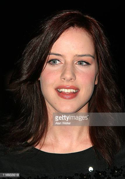 Michelle Ryan during Move for Aids VIP Charity Event Arrivals at Koko in London Great Britain