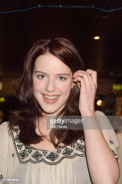 Michelle Ryan during The 9th Annual British Independent Film Awards at Hammersmith Palais in London Great Britain