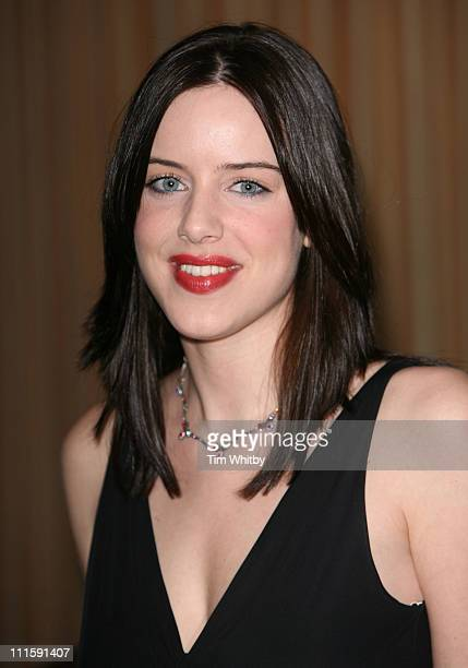 Michelle Ryan during The Chocolate Ball 2006 at The Dorchester in London Great Britain