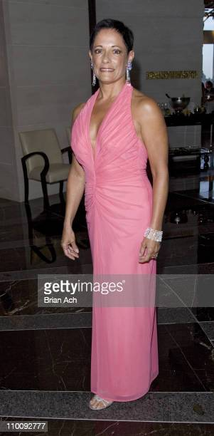 Michelle Sayers during The Tenth Annual ASPCA Bergh Ball Tails of Time at Mandarin Oriental in New York City New York United States